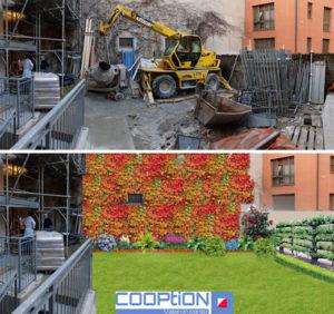 Riservato alle aziende che devono realizzare o sistemare il giardino